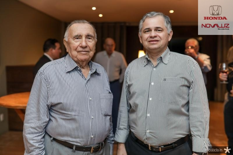 Gilberto Rangel e Alessandro Cavalcante