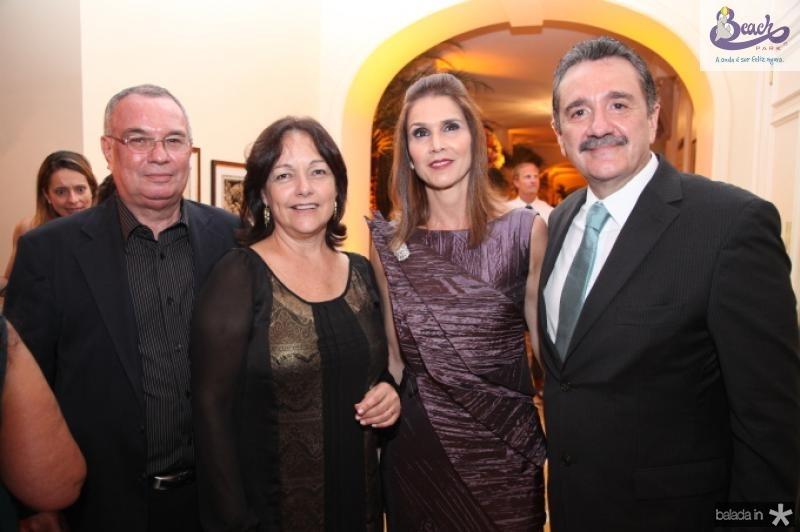 Casamento de Chiquinho Feitosa Neto e Beatriz Barata (