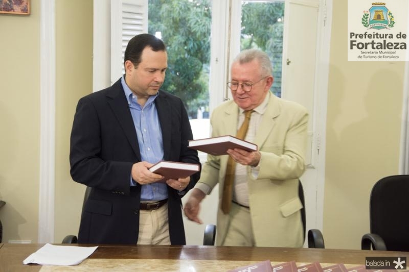 Igor Queiroz e Henry Campos (