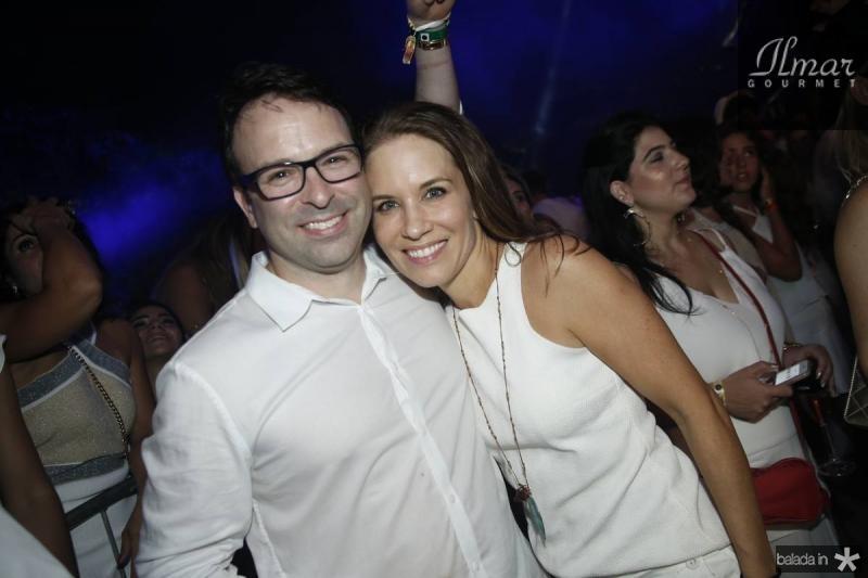 Mauro e Patericia Fiuza