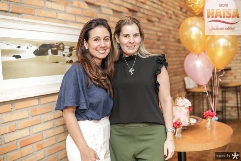 Claudiana e Adriana Loureiro