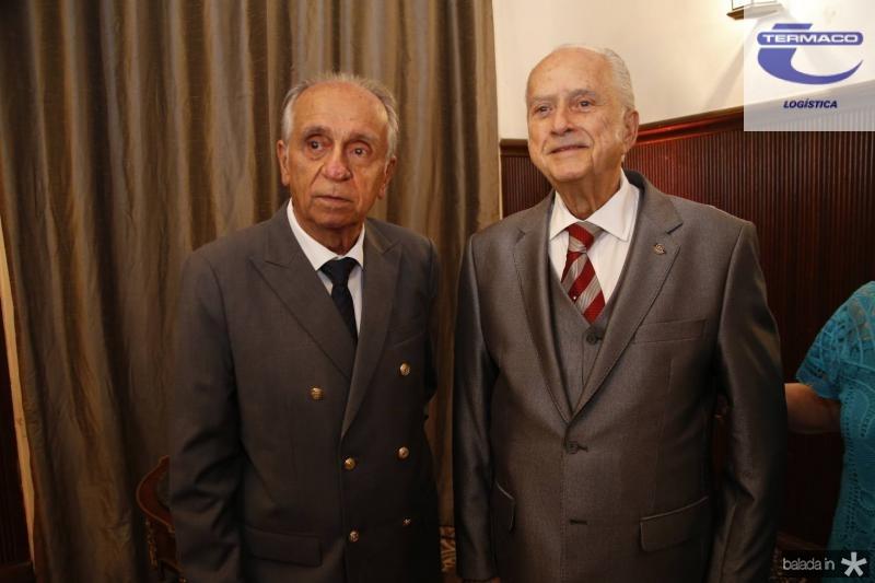 Joao Guimaraes e Paulo Barbosa