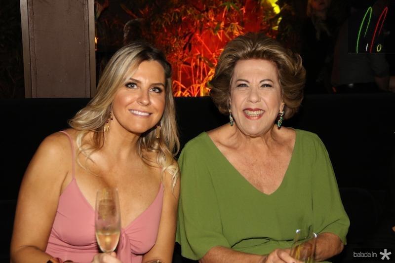Brigitte e Marisa Malheiros