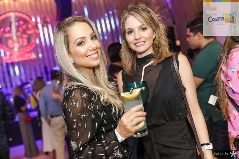 Camila Gizard e Denise Pio