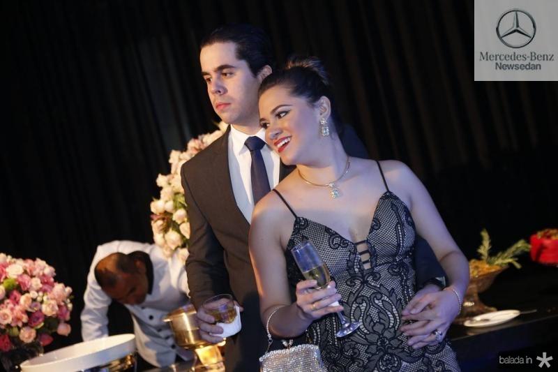 Alfredo e Ticiana Lima
