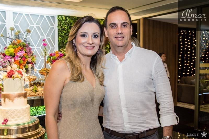 Carol e Silvio Teixeira