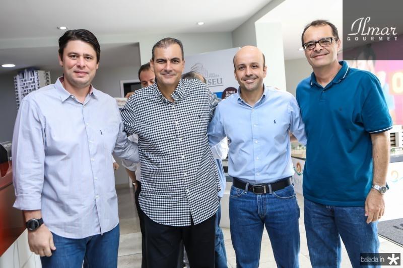 Ricardo Ary, Alexandre Sales, Ricardo Montenegro e Fabio Pinheiro