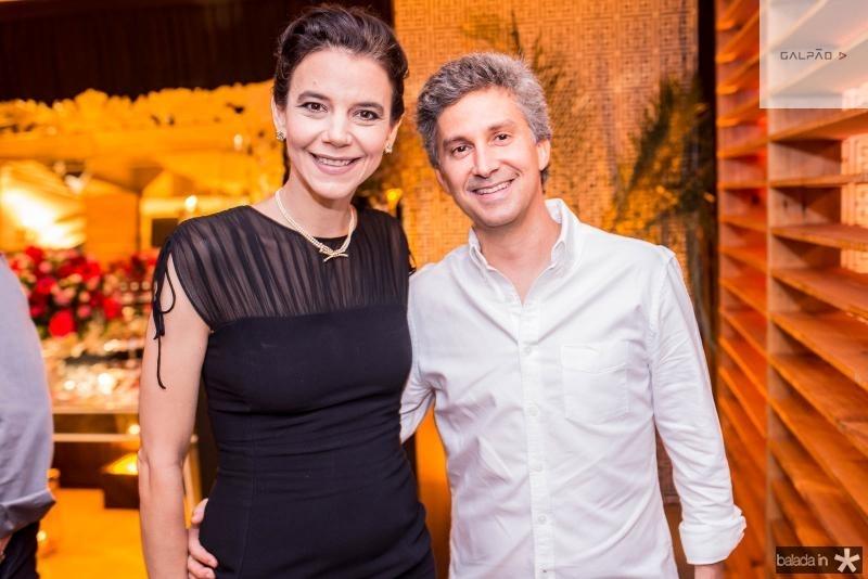 Karla Marques e Igor Gondim
