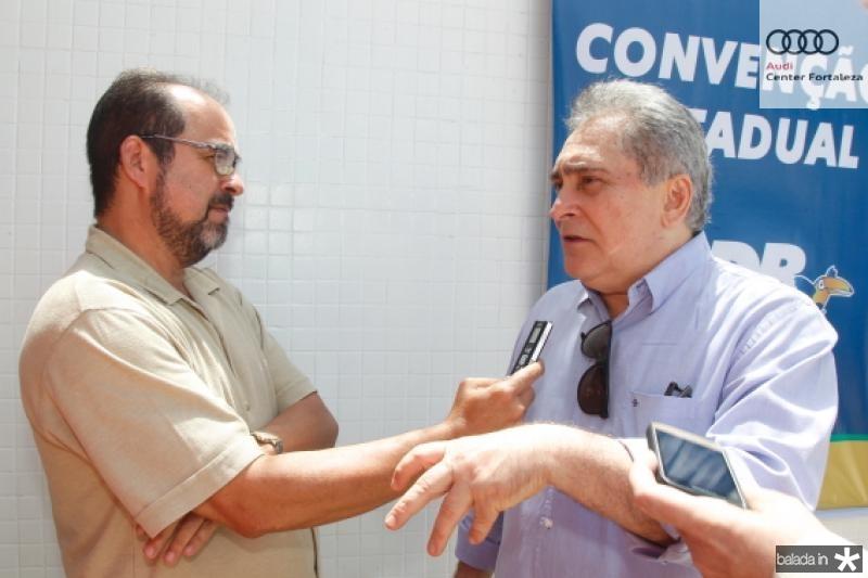 Leonardo Pedreira e Luiz Pontes