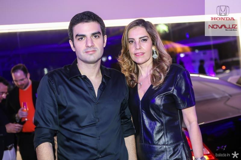 Rodrigo Nogueira e Rosele Diogo