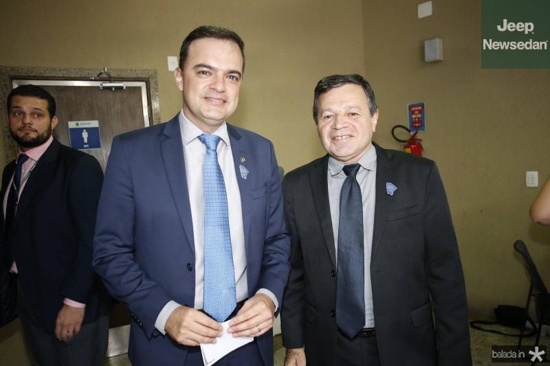 Fernando Santana e Moaco Chaves