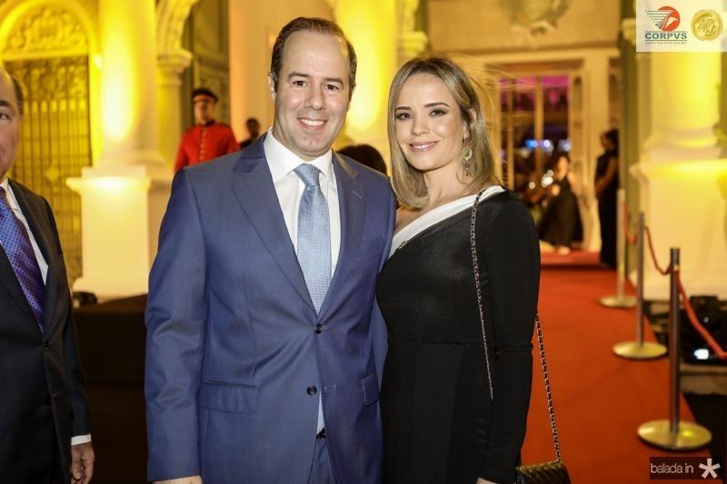 Cesar e Tereza Ribeiro