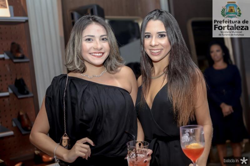 Amanda Viana e Marilia Borges