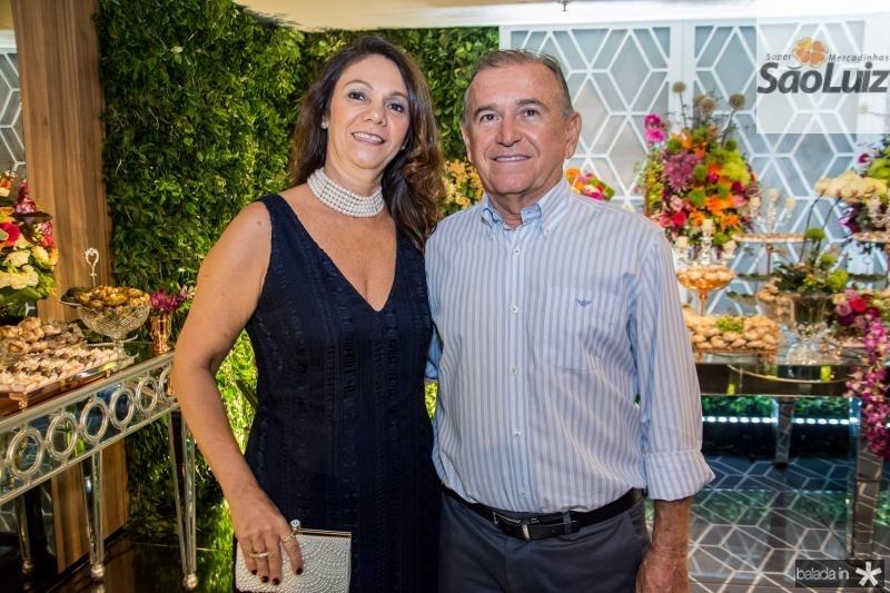 Marcia e Jose Roberto Barros