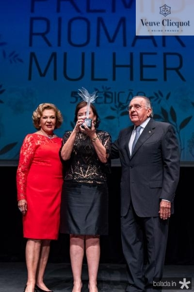 Auxiliadora Paes Mendonca, Ana Studart e Joao Carlos Paes Mendonca