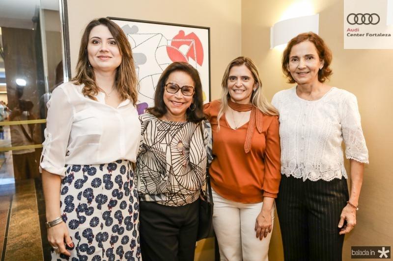 Luciana Quixada, Adenil Falcao, Eliana Estrela Izolda Cela