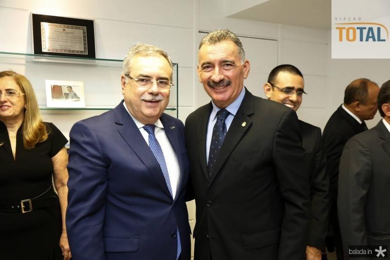 Assis Cavalcante e Artur Bruno
