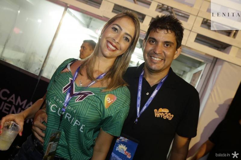 Patricia e Victor Sergio Ferreira
