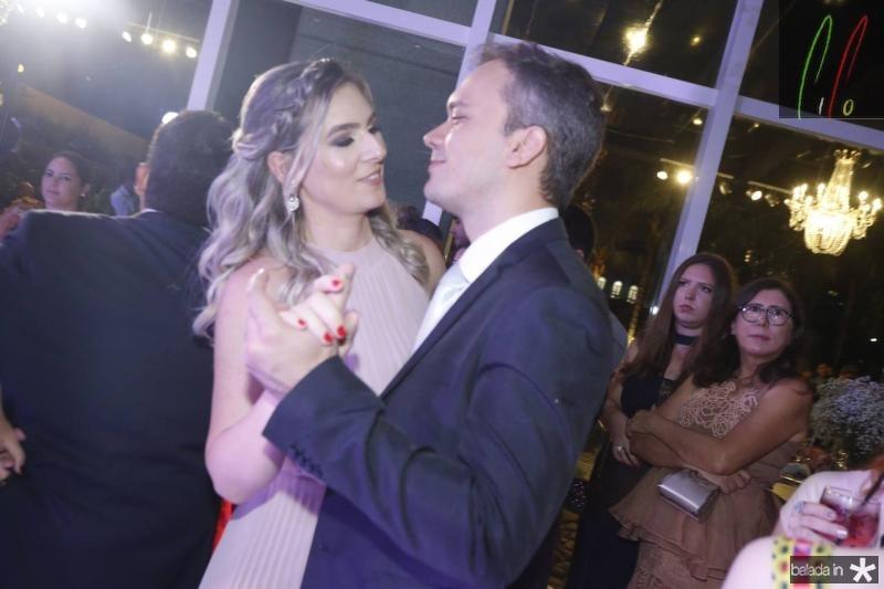 Amora e Pedro Frota