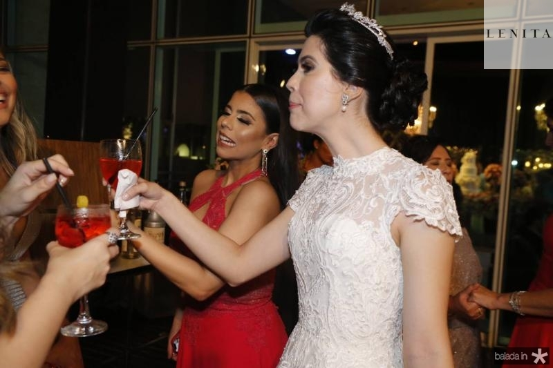 Gabrielle Brandao e Lorena Aragao