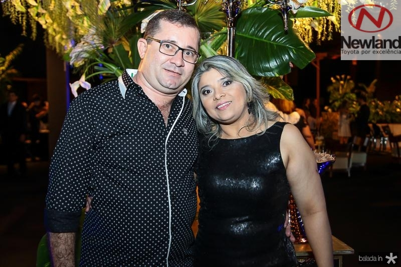 Alex e Carla Farias