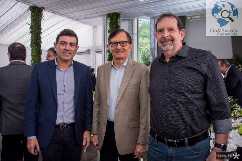 Alexandre Pereira, Helio Perdigao e Jaime Belicanta