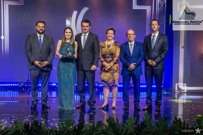 Patriolino Dias, Agueda Muniz, Fernando Gurgel, Betinha Nascimento, Andre Montenegro e Augusto Sousa