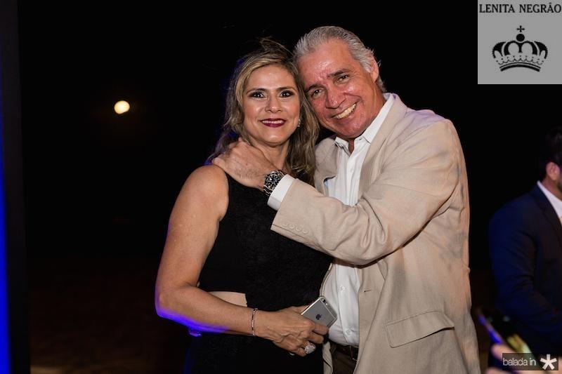 Lola e Osvaldo Studart
