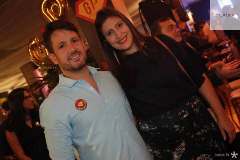 Andre e Vanessa Nogueira