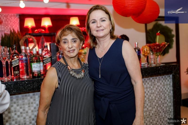 Emilia Faria e Angela Correa