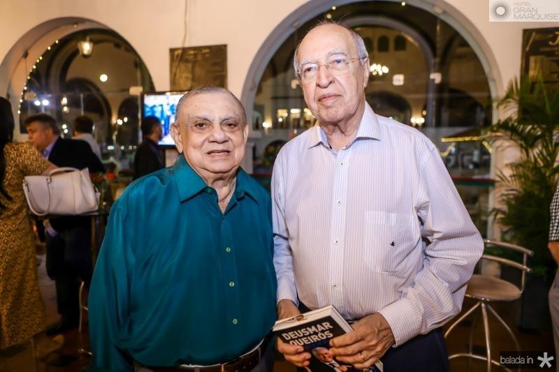 Marcos Monte e Lucio Alcantara