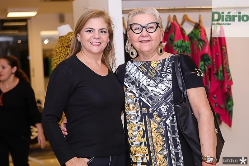 Helena e Rosangela Carvalho