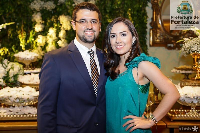 Eduardo e Ingrid Baiman