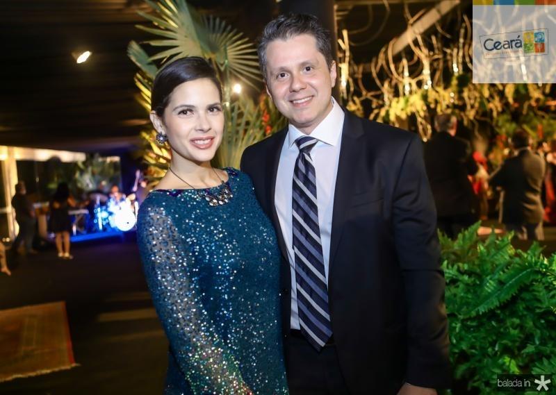 Joana e Livio Parente