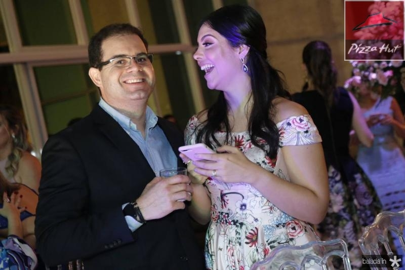 Ricardo e Ingrid Martins