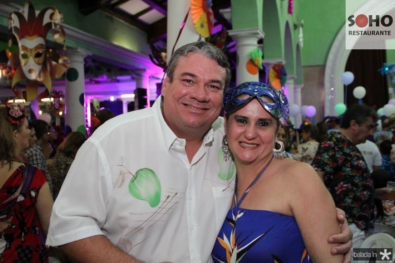 Liberato Barroso e Juliana