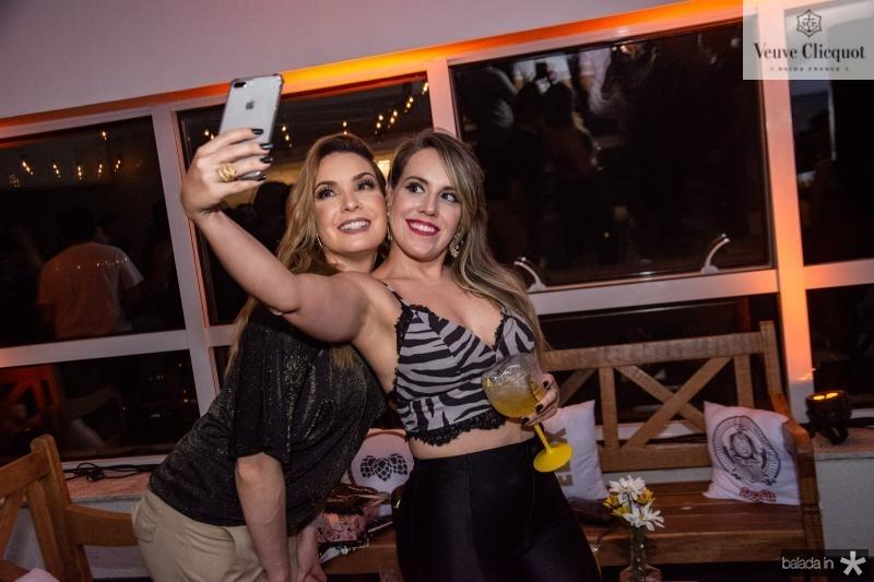 Ana Cristina Lima e Daniela Marques