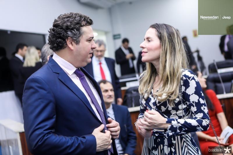 Samuel Dias e Agueda Muniz