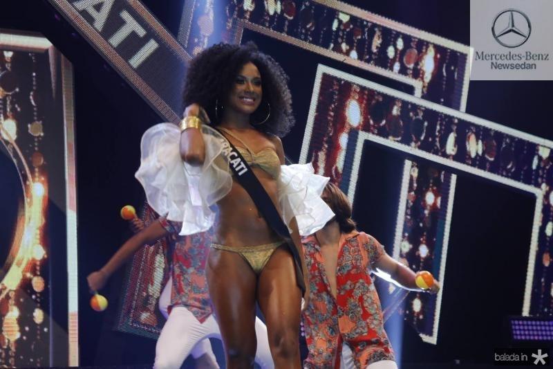 Miss Aracati Isabela Alves