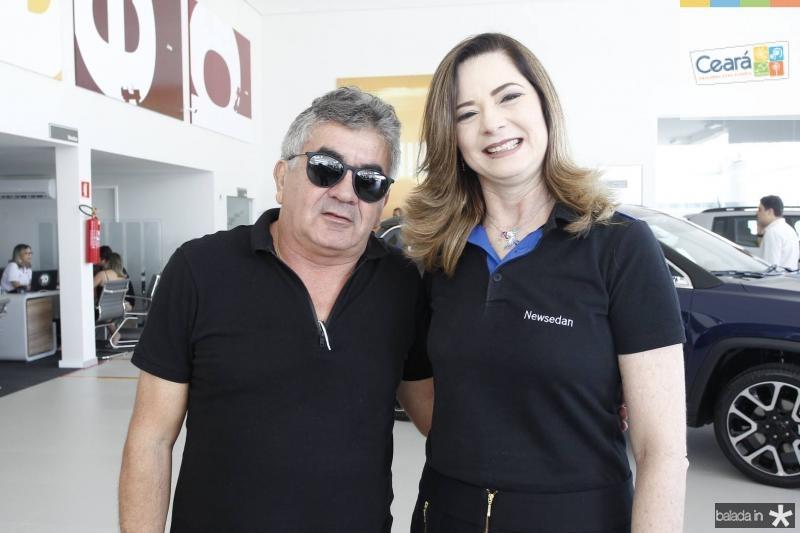 Tony Luiz e Ana Pinheiro