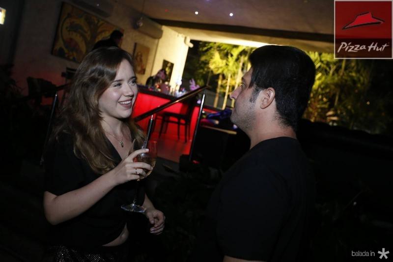 Isabella Reboucas e Pipo Gurjao
