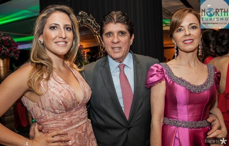 Mariel Oliveira, Dito Machado e Karisia Pontes