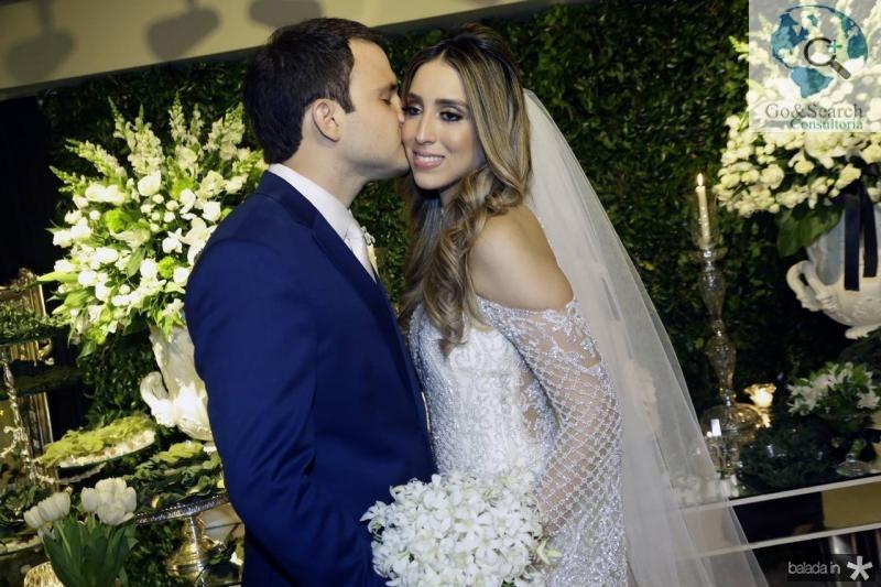 Rafael Lobo e Nathalia Ximenes