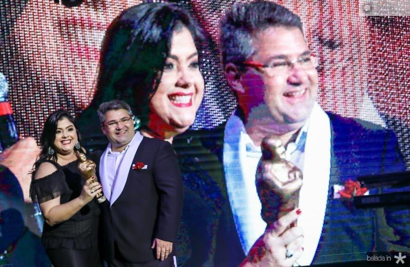 Vanessa Almada e Mario Queiros