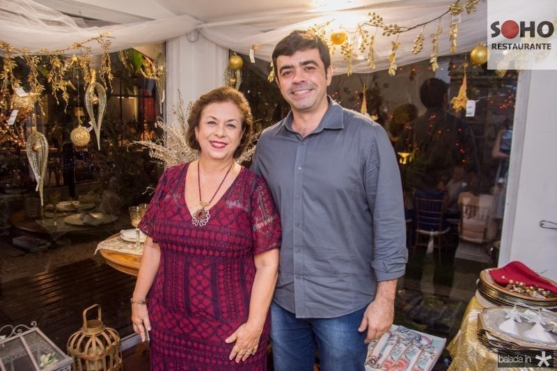 Julia Philomeno e Eduardo Cals
