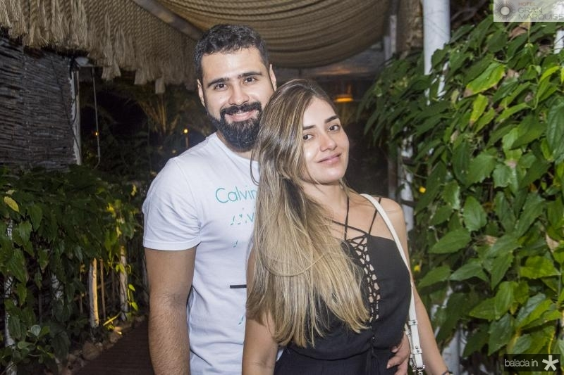 Fernando Costa e Camila Brito