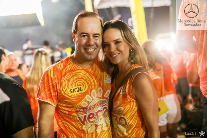 Cesar e Tereza Raquel Ribeiro