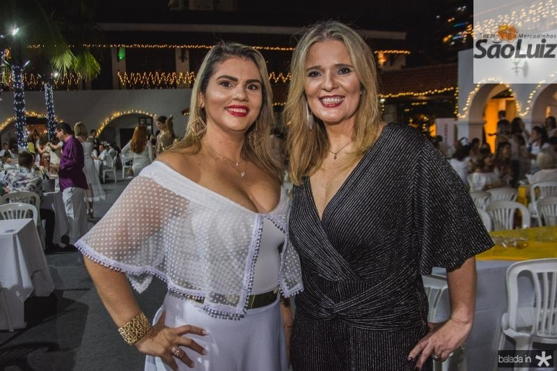 Daniela Mendonca e Sandra Palhano