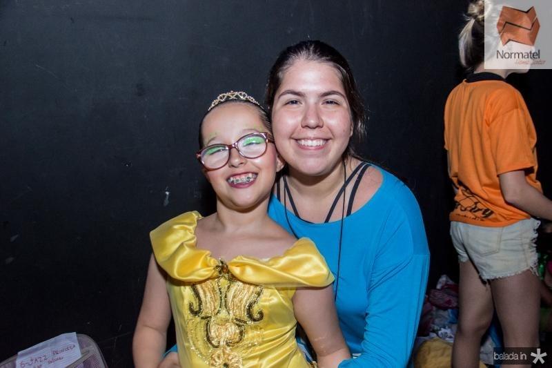 Larissa Dantas e Andressa Bezerra