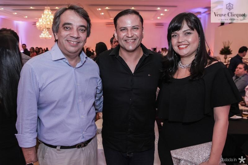 Gualter Lucena, Jansen e Aline Benicio